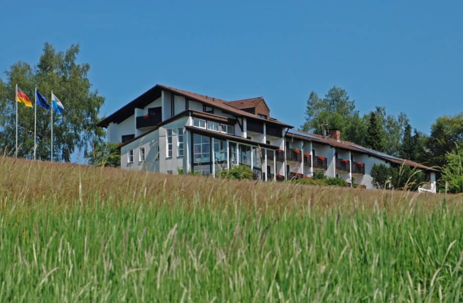 Hotel Siebenstern: Hotel Gasthof Siebenstern Bischofsgrün im